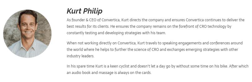 Convertica CEO