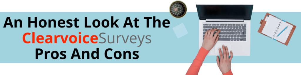 Is Clear Voice Surveys A Scam