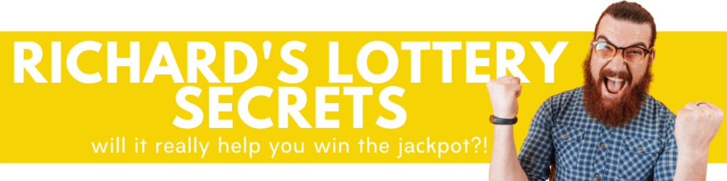 Is Richard's Lottery Secrets A Scam review