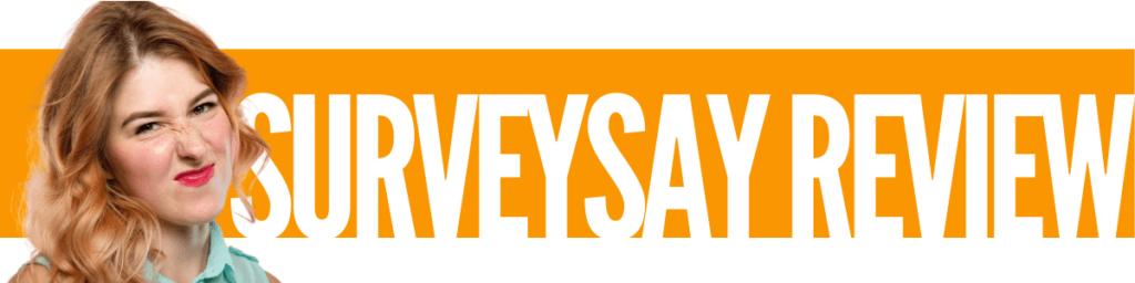 SurveySay Review