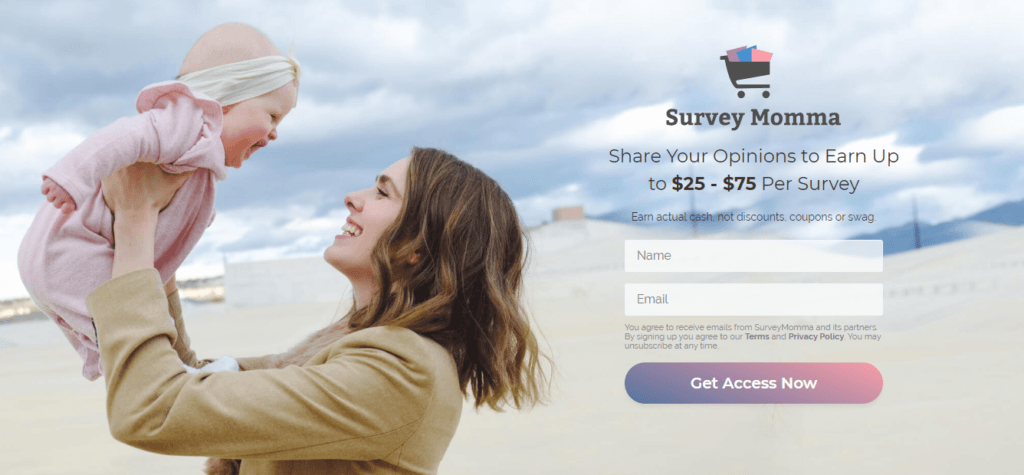 What is Survey Momma Review