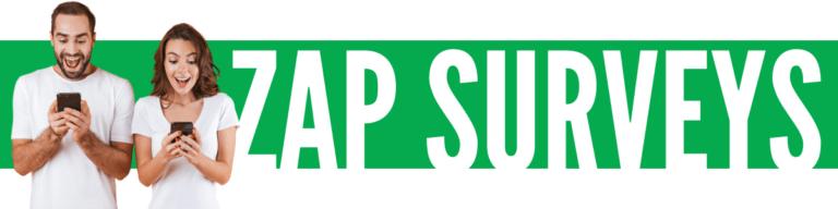 Zap Surveys Review Is Zap Surveys A Scam Or Legit