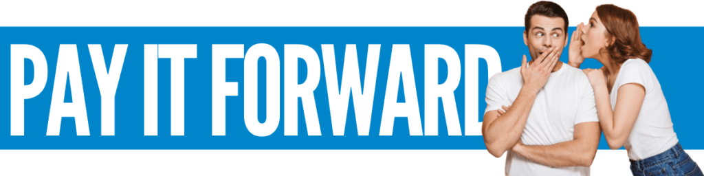 Is The Pay It Forward System A Scam? Review