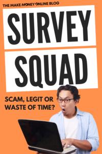 Survey Squad Review Scam Or Legit