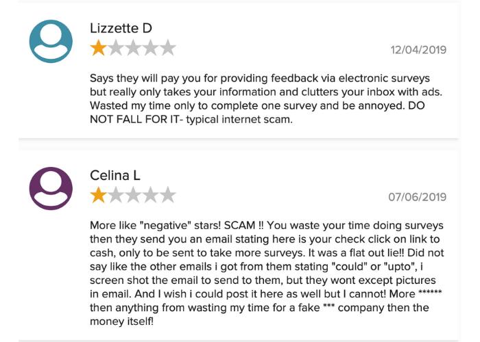 My Digital Survey bbb.org Reviews