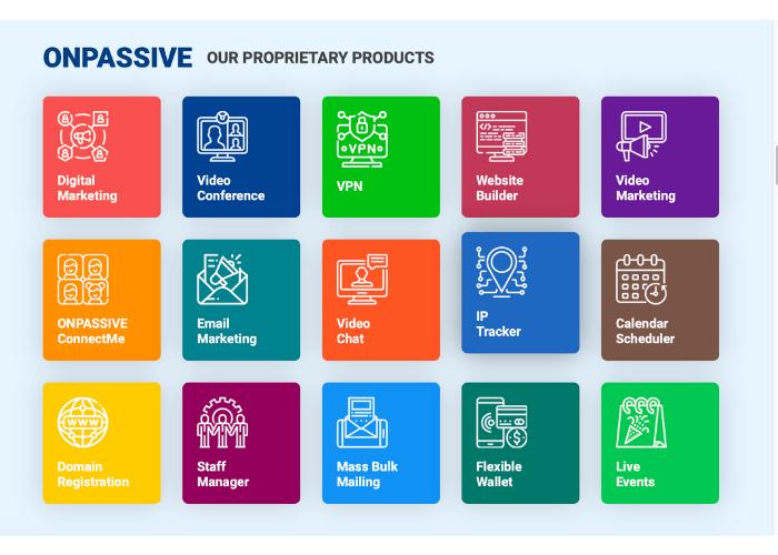 Onpassive Marketing Tools