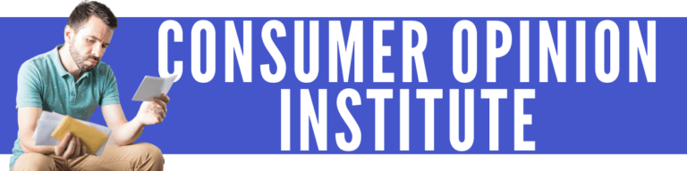Is Consumer Opinion Institute A Scam