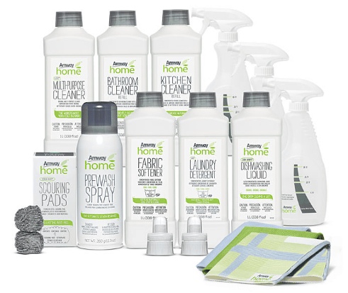 amway home products