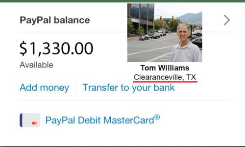 Affiliate Millionaire Club Fake Testimonial