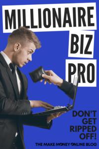Millionaire Biz Pro Scam Review