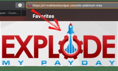 Mobile Site Sniper Fake Income Proof