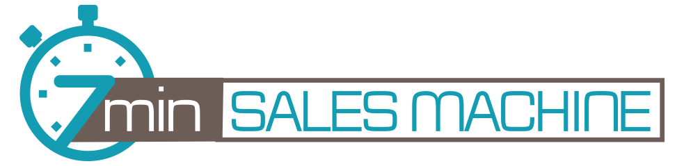 What Is 7 Minute Sales Machine