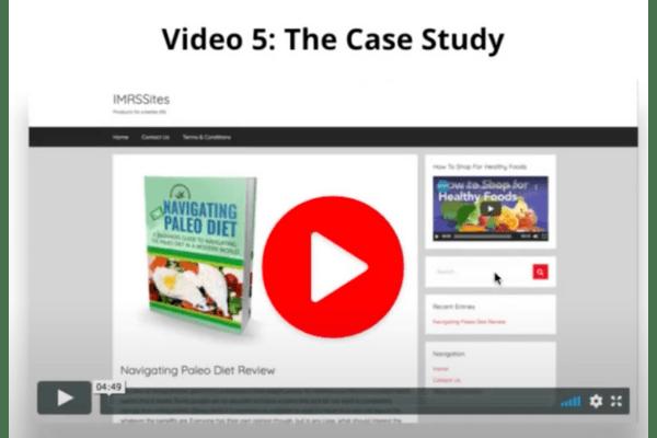 The Secret Page Case Study
