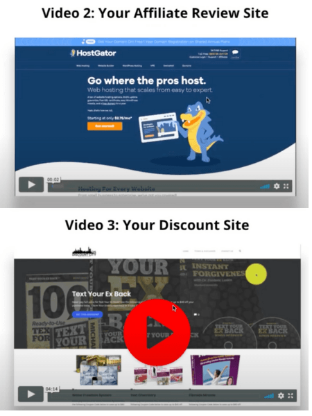 The Secret Page Website And Review Page Training