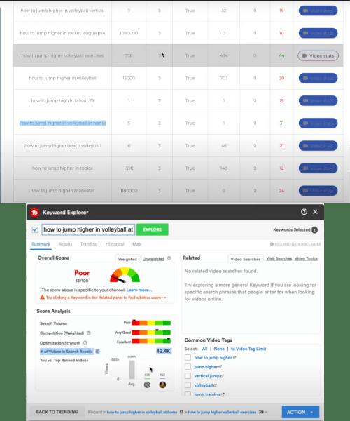 Traffic Turbine Competition Analysis Tool Versus Tube Buddy