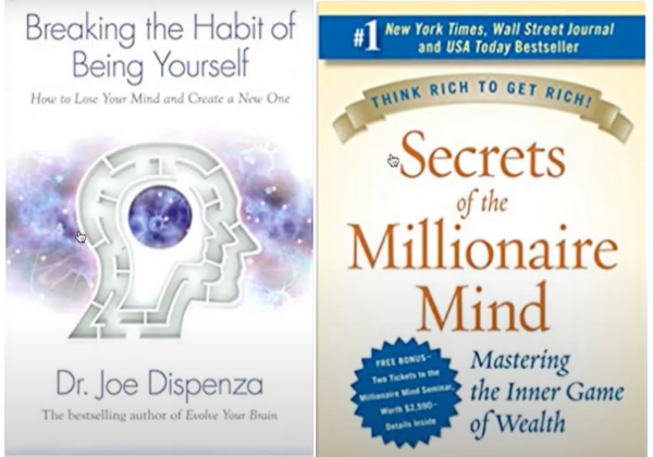 Overnight Millionaire Promoted Books