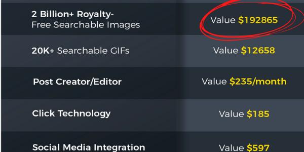 Traffic Cloud Fake Images Value