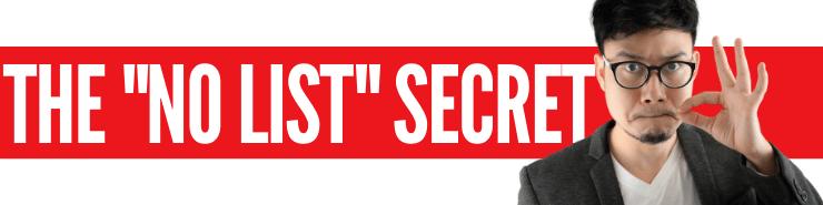 """The """"No List"""" Secret Review"""