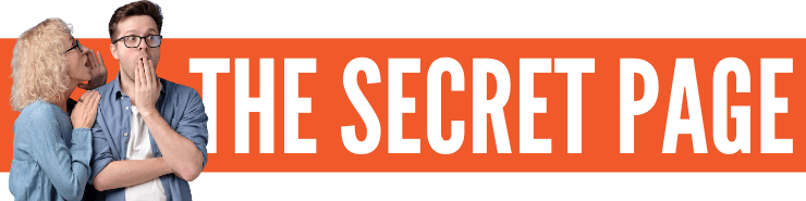 The Secret Page Review Scam Or Legit