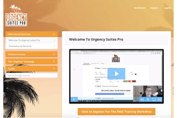 Urgency Suites Pro No Connection To Booking.com