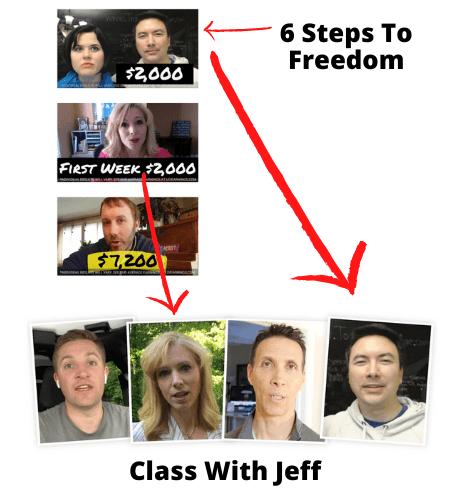 Class With Jeff Fake Testimonials
