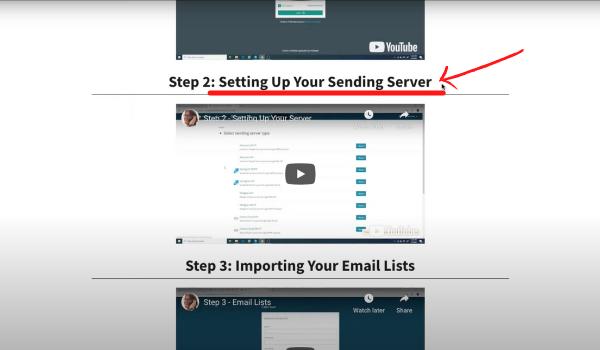 Profit Suite No Own Sending Server