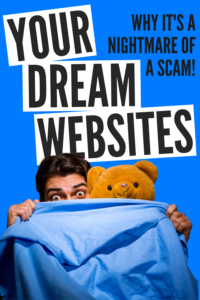 Your Dream Websites Review Scam