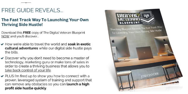 Digital Veteran Blueprint eBook