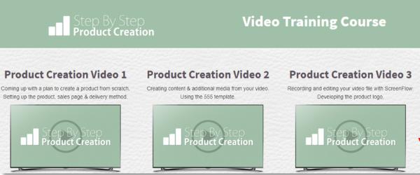 My Unfair Advantage Product Creation Videos
