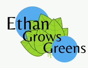 How To Start A Gardening Blog Logo Example