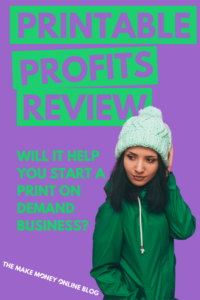 Printable Profits Review Scam Or Legit