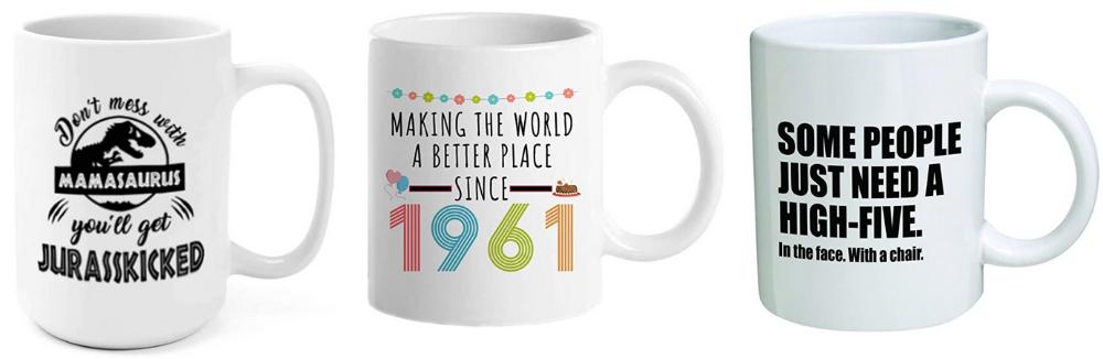 mug design examples