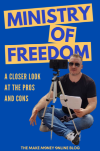 Ministry Of Freedom By Jono Armstrong Review Scam Or Legit